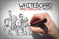 پروژه افتر افکت آماده videohive-4817978-whiteboard-hand-drawing-promo