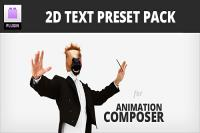 پروژه افتر افکت آماده videohive-8949951-2d-text-preset-pack-for-animation-composer-plugin